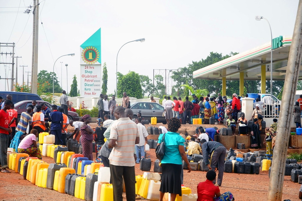Gross incompetence shows through avoidable scarcity