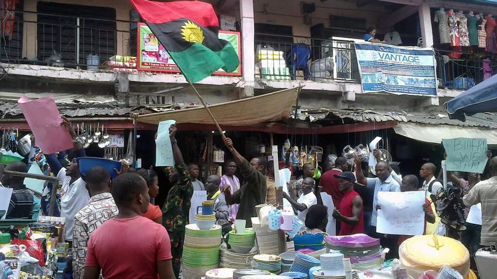 Biafra is our future