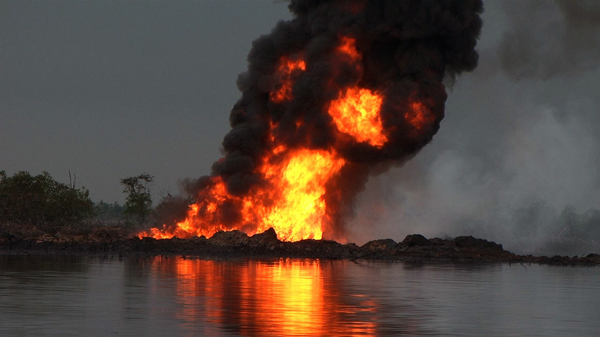 Hell fire in Ogoni courtesy of Shell