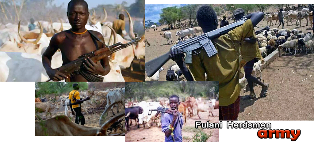 Fulani militia masquerading as cattle herders