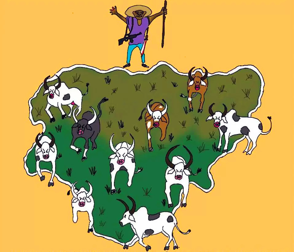 Herdsmen emboldened by ascendancy of their patron