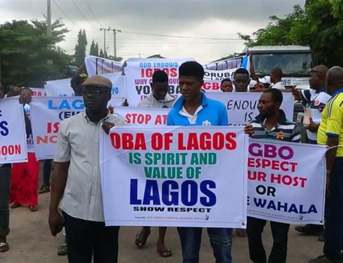 Ohanaeze Ndiigbo P-G, Chief Nwodo, Is Stupid, Foolish & …..Voice of an Idiot – Says Yoruba Youth Leader