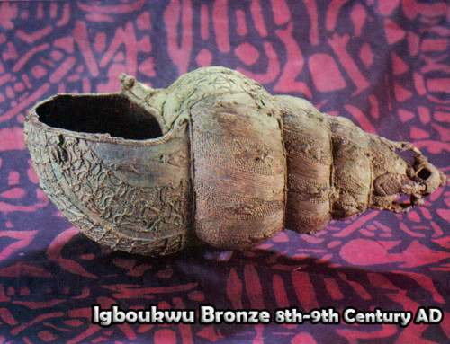 Fathoming & Elucidating the Mystery of Igboukwu Bronze Is #TOIB's Mantra