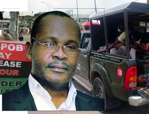 Joe Igbokwe: A House Slave to Economic Opportunities Offered by the Lagos Seaport