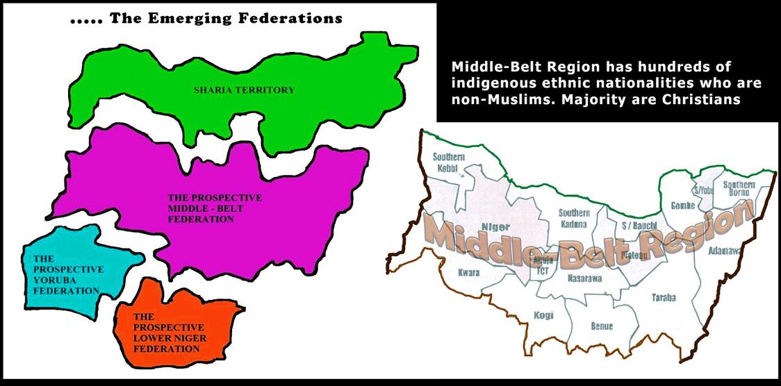 View Larger Image Middle Belt Region At Last