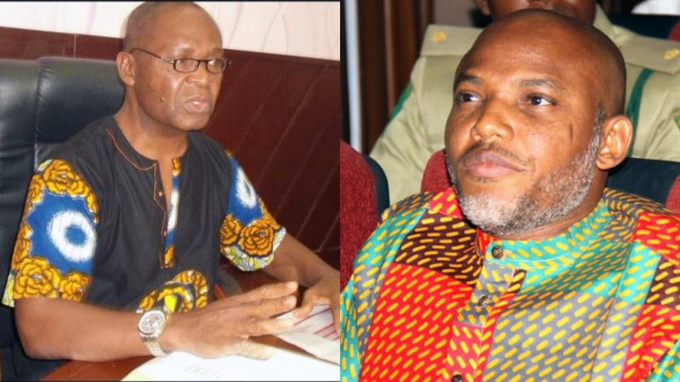 Kanu is Igbokwe's nemesis