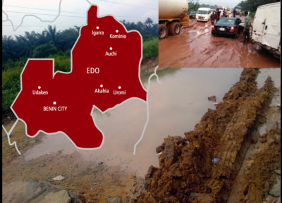 Weep for Edo roads