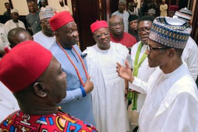 Igbo leaders scurry to Abuja