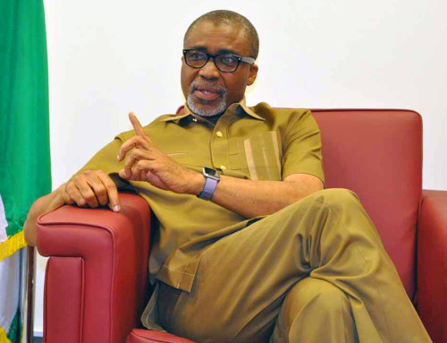 Senator Abaribe's Narrative on Nigeria's History Is Selective, Deficient & Self-Serving
