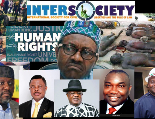 Intersociety Colluded with Punch Newspapers to Propagate Lies About IPOB – Says IPOB-DOS