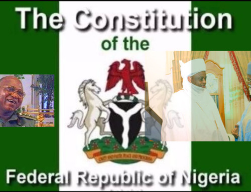 Rejection of 1999 Constitution Shall Herald New Dawn for Constituent Nationalities of Nigeria – Iroanya