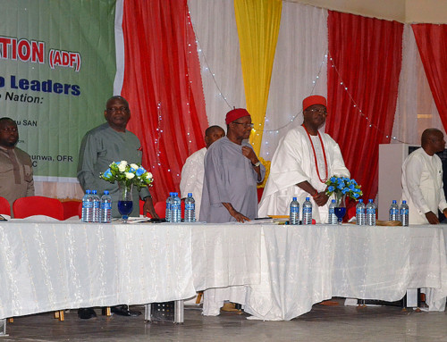 2014 National Conference Resolutions Are Now Very Inadequate & Irrelevant – Says Igbo Elite Group