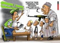Underage registration by INEC