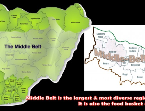 Fulani Grand Plan to Impose Ethnic Suzerainty Over Benue River Valley Via Brutal Ethnic Cleansing