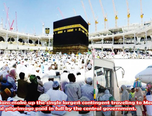 Nigeria Spends More Per Capita on Pilgrims & Has More Alhajis Than All Arab Countries Combined