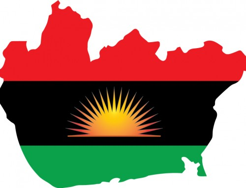 Self-determined Biafra: Global Development Agencies Shall Be Interested in the New Africanist Nation