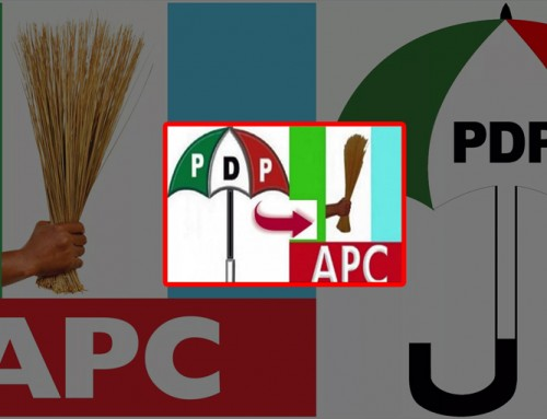 PDP Condemns APC's Resort to Persecution, Intimidation, Harassment & Framing of Dissenting Voices