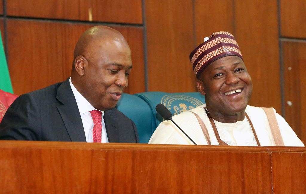 Nigeria's Joint National Assemply