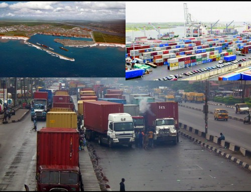 Chronic Logjam at Lagos Seaports Causes Huge Losses to Businesses & Thus, Depresses the GDP – Ohuabunwa