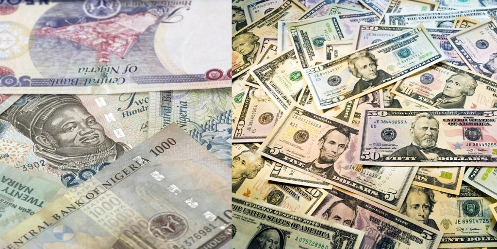 More naira buy less dollars