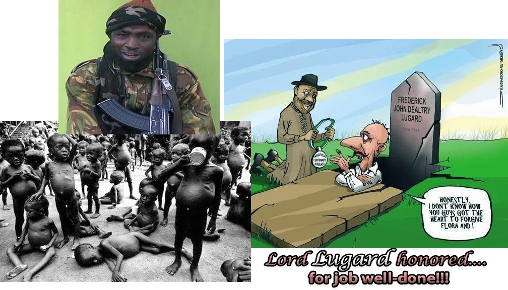 Lord Lugard's legacies outlive him