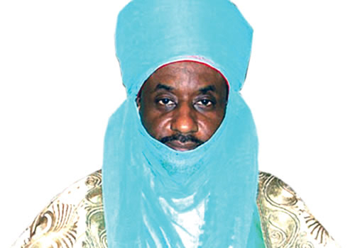 Crowned Prince of the Sokoto Caliphate