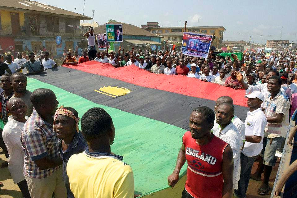 In Biafra Freedom We Trust