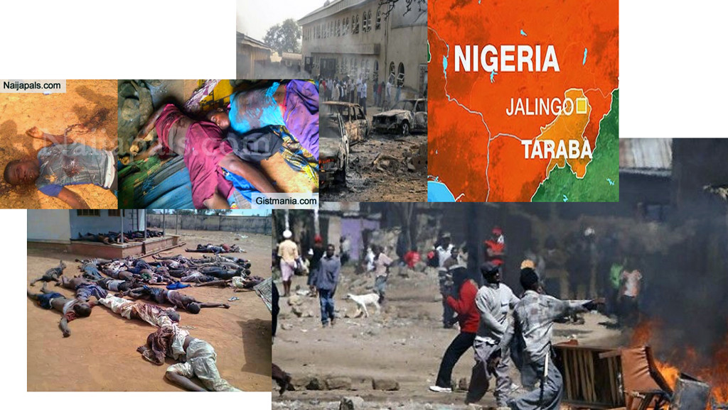 Ethnic cleansing Taraba