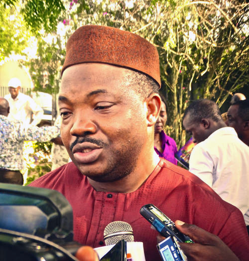Afenifere is a self-determination platform for the Yoruba