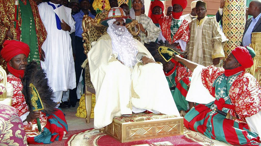 Absolute rulers of the Sokoto Caliphate