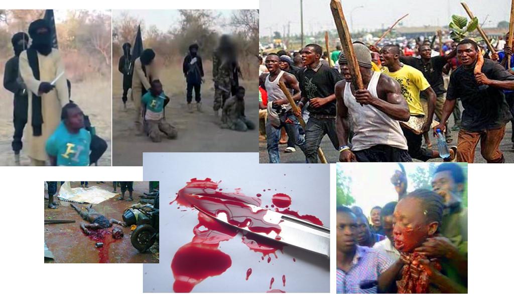 Killings in the name of God/Allah is sacriligious