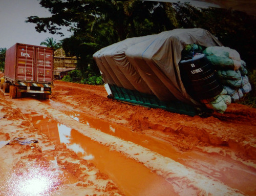 Interstate Highway at Igboukwu in Total Ruination: Bad Governance on Display! – Dr. Ik Muo