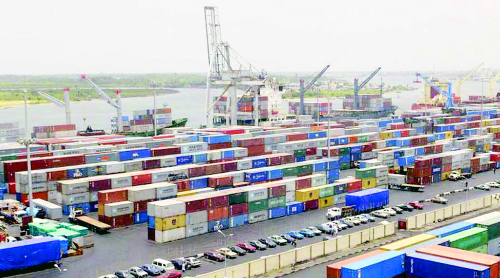 Nigeria has an import-dependent economy