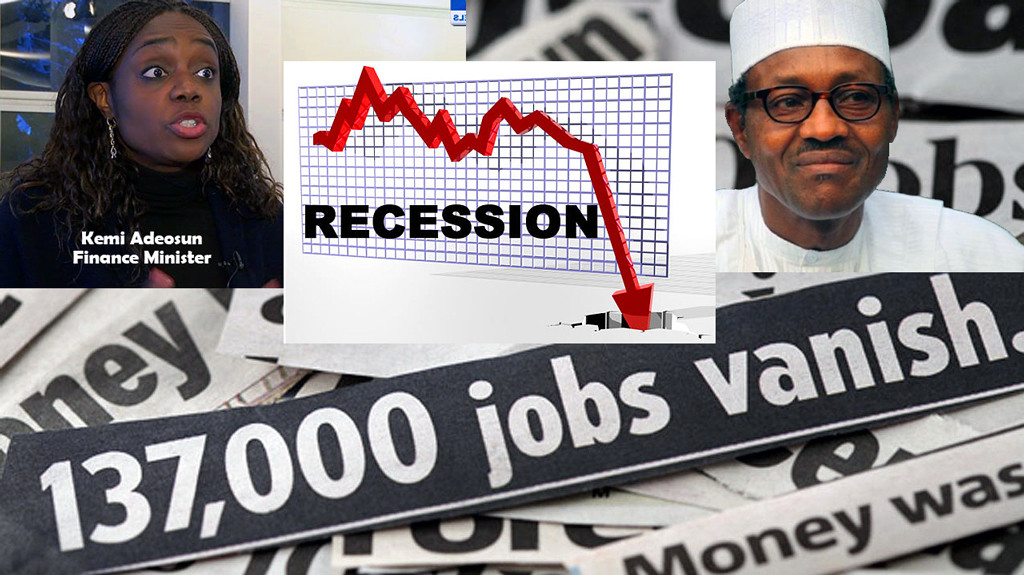 Economic high priest, Buhari, his minister for finance and outcome of recession