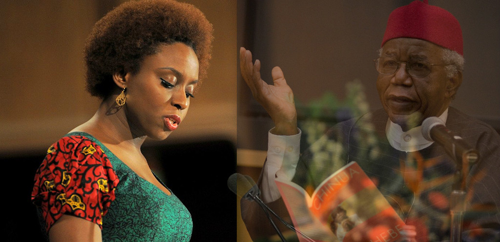 Birds of a feature, Chinua and Chimamanda