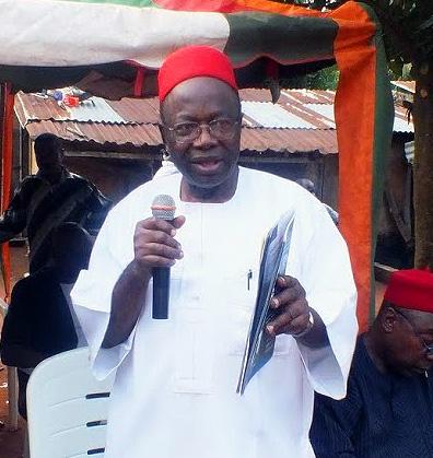 Odenigbo Igboukwu is Mr. Apex.
