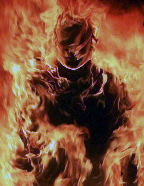 Self-immolation is powerful route to martyrdom