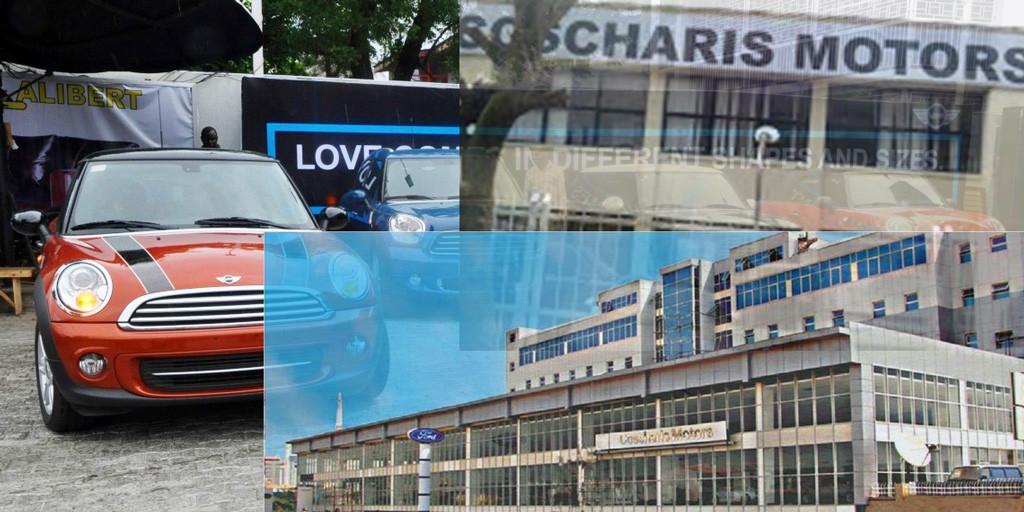 Coscharis Motors