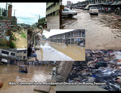 Residents of Aba Cry Out for Rescue from Deadly Plights Flooding & Infrastructure Decay