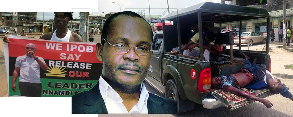 Megaphone for Igbophobes on payroll.