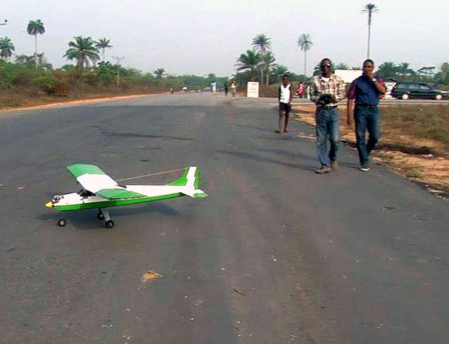 "Wonder-boy Aircraft ""Engineer"" Languishes in His Hometown in Delta State, Nigeria"