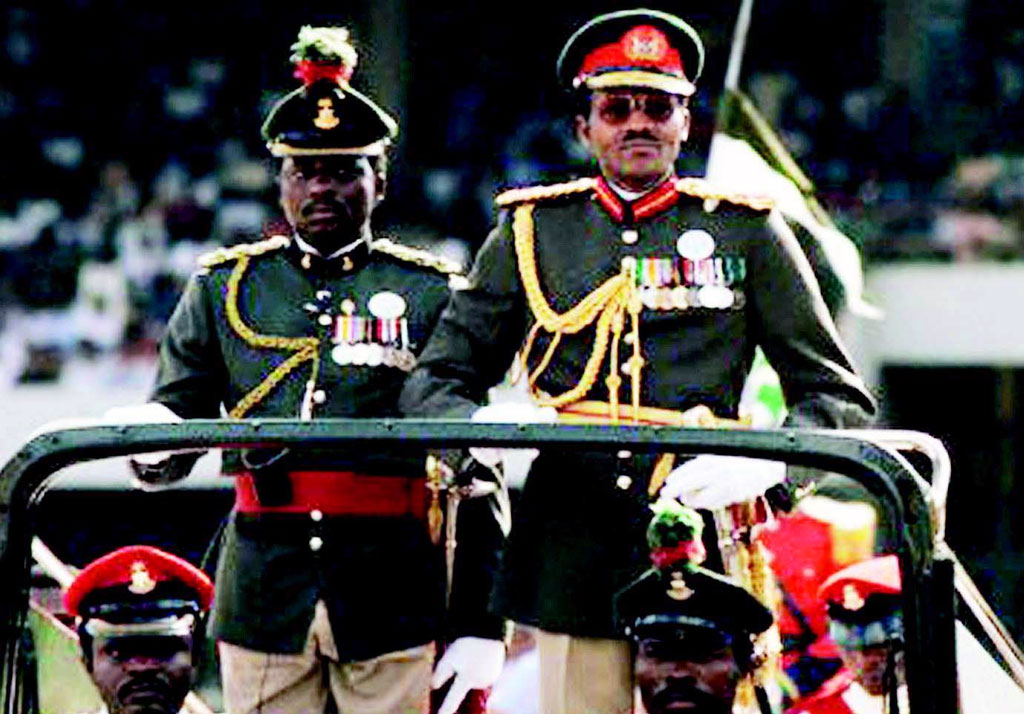 Hangover of military autocratic rule still torments over Nigeria