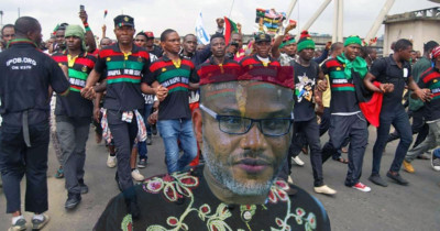 IPOB shall never go back