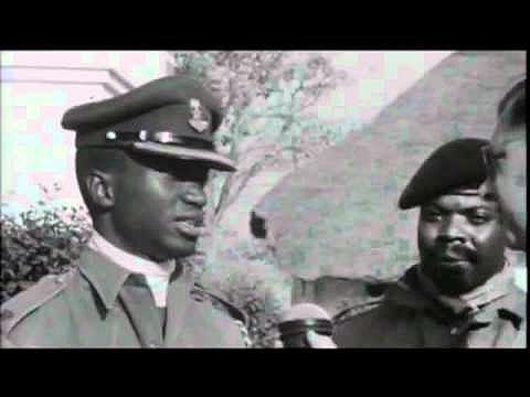 Major Chukwuma Nzeogwu R.I.P.