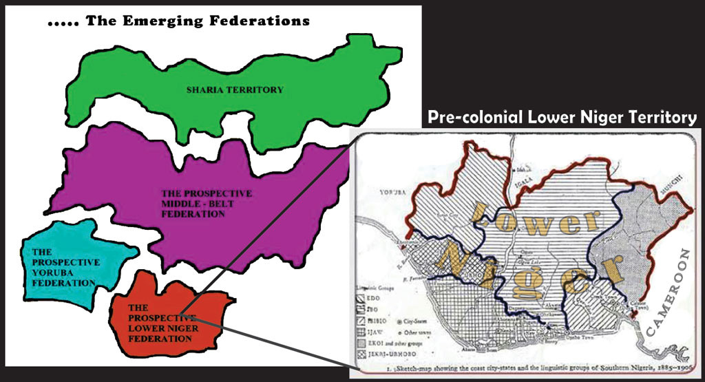 Precolonial Lower Niger anchored Nigeria