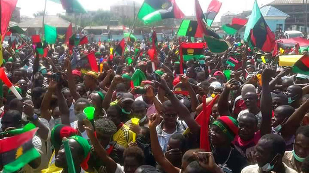 Solidarity for Biafra