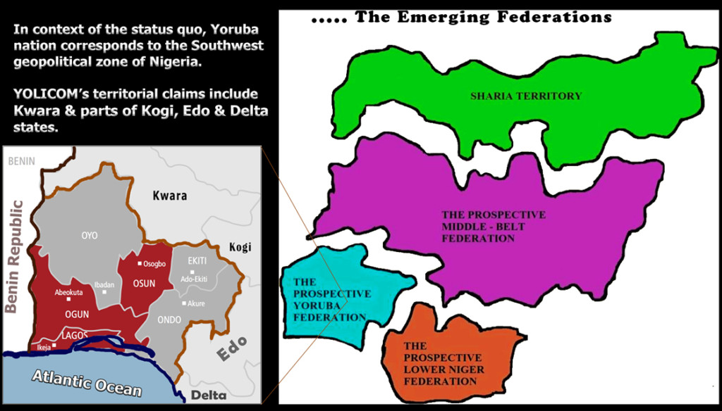 Emergent Oduduwa federation