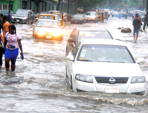 Widespread Floods Devastate Parts of Nigeria as Global Warming Dumps More Rainfall