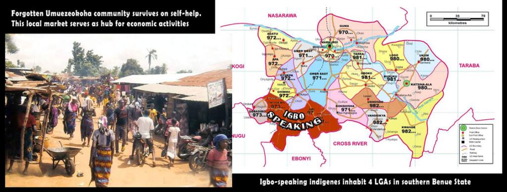 Forgotten Umuezeokoha in Benue