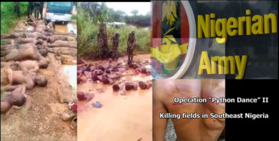 Mass killings of IPOB sympathizers